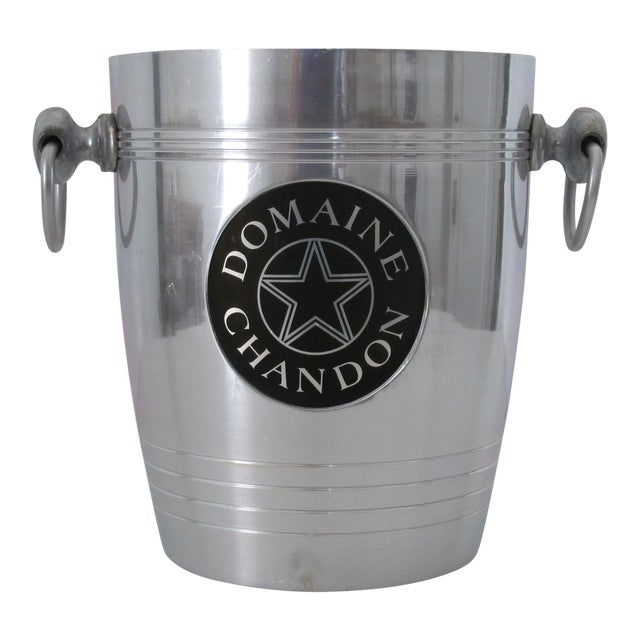 Domaine Chandon Ice Bucket For Sale