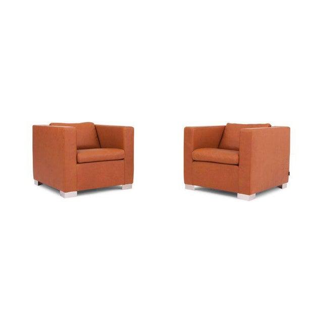 "1990s Minotti ""Suitcace"" Armchair, Rodolfo Dordoni, 1990s For Sale - Image 5 of 13"