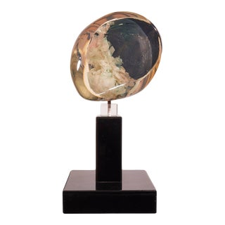 Resin Sculpture by Gilles Charbin For Sale