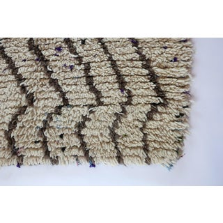 """Moroccan Azilal Plush Wool Rug - 3' X 5'5"""" Preview"""
