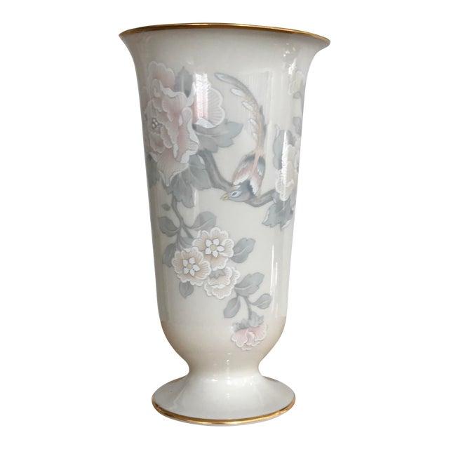 Vintage Lenox Floral Vase Chairish