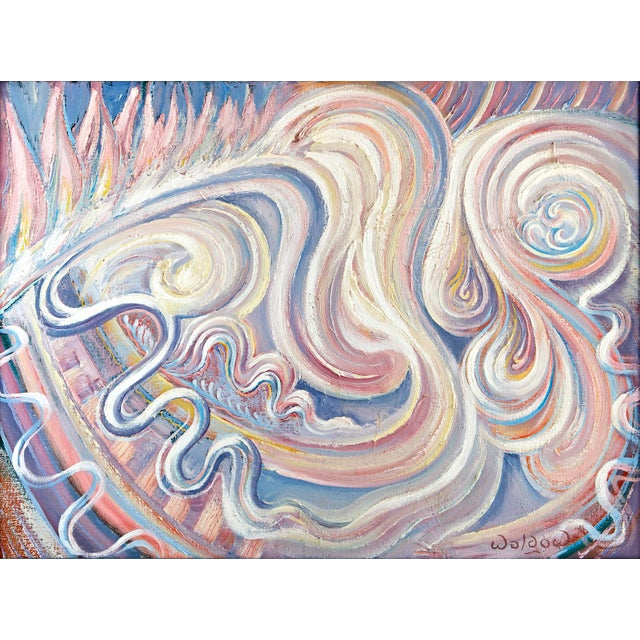 Oil Painting by Harry Waldow - Image 2 of 3