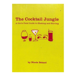 The Cocktail Jungle Book For Sale
