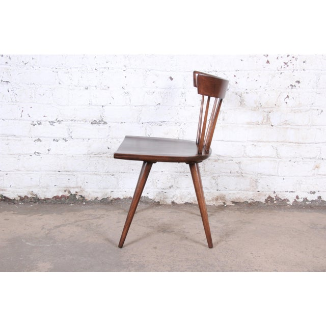 Paul McCobb Newly Refinished Planner Group Dining Chairs - Set of 6 For Sale - Image 11 of 13