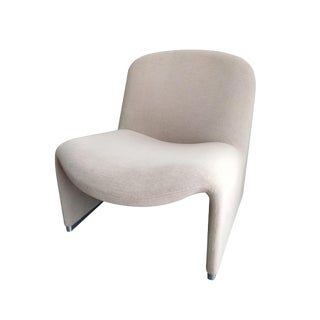 1970s Vintage Giancarlo Piretti for Castelli Italian Alky Chair For Sale