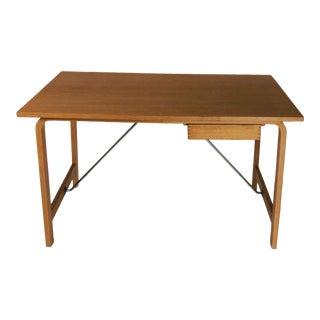 Mid-Century Modern Danish Arne Jacobsen Saint Catherines Desk For Sale