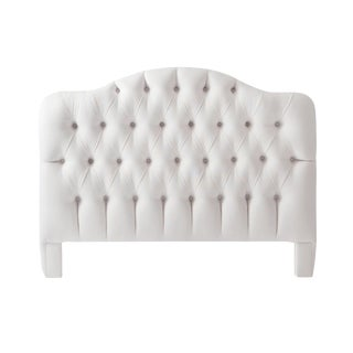 Queen Avery Boardman Tufted Headboard For Sale