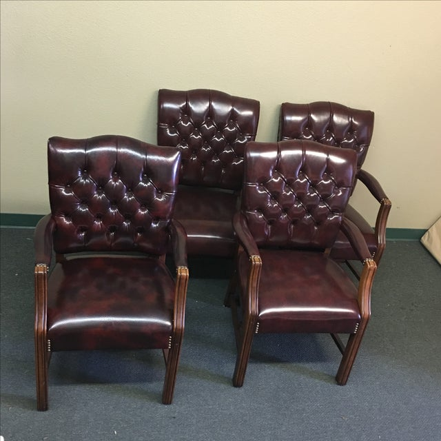 Paoli Canton Collection Chairs - Set of Four - Image 2 of 10