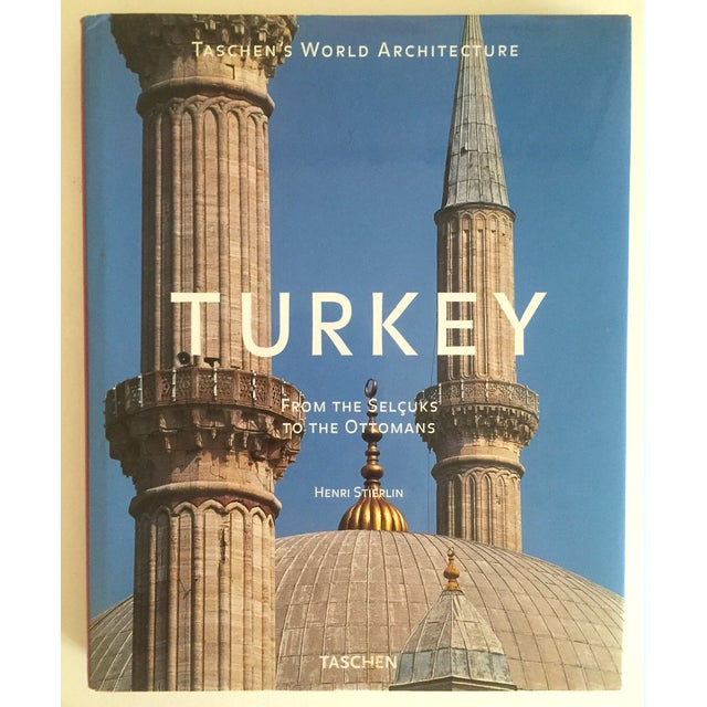 "This "" Turkey from the Selcuks to the Ottomans "" world architecture series hardcover Taschen architecture photography book..."