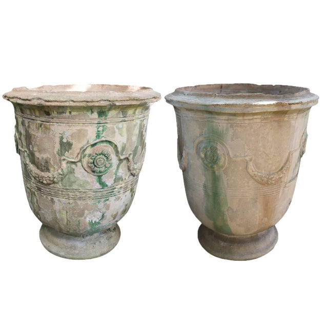 19th Century Grand Anduze Jars For Sale - Image 13 of 13