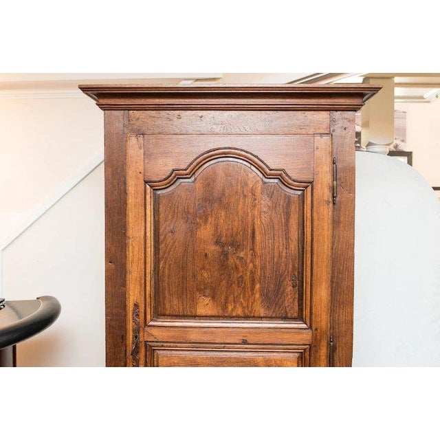 18th Century Louis XIV Armoire Bonnetiere - Image 9 of 11