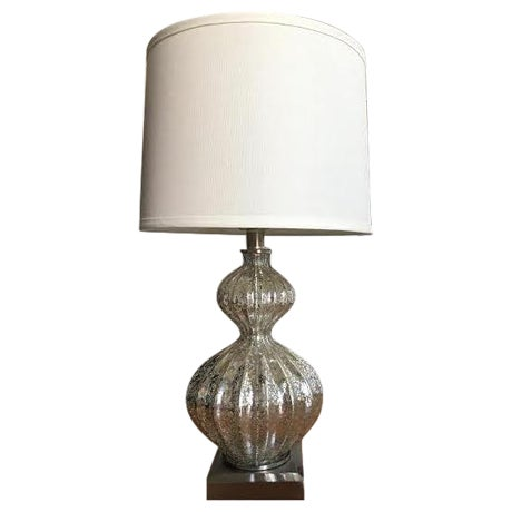 Mirrored Table Lamp - Image 1 of 4