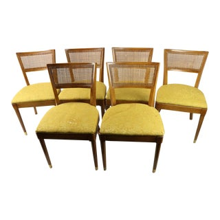 Mid Century Drexel Biscayne Dining Chairs- Set of 6 For Sale