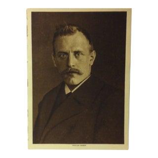 "Circa 1915 ""Fridtjof Nansen"" the Mentor Association Print For Sale"