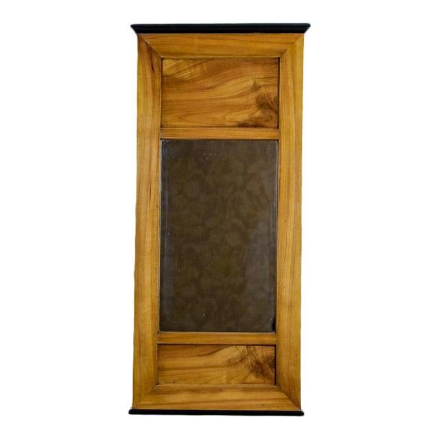 19th-Century Biedermeier Mirror For Sale