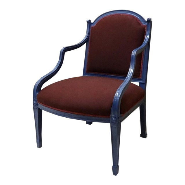 Ribbon Armchair For Sale