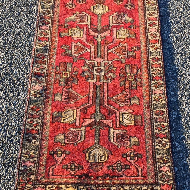 "Zanjan Persian Rug - 2'2"" X 4'1"" - Image 3 of 8"
