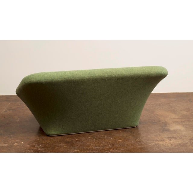 Contemporary Pierre Paulin Mushroom Sofa in Wool for Artifort, France C. 1962 For Sale - Image 3 of 13