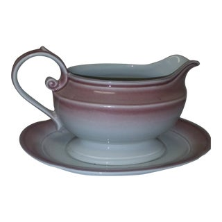 Mikasa Pitcher & Plate Set For Sale