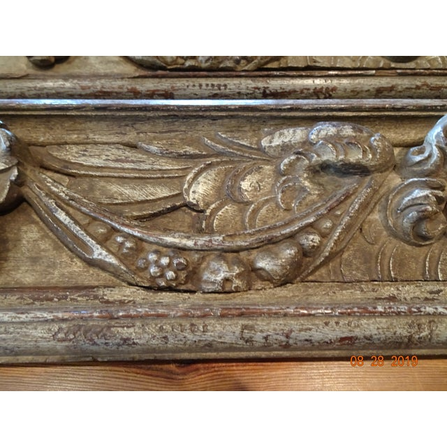 18th Century Italian Panels-A Pair For Sale - Image 12 of 13