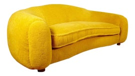 Image of Yellow Standard Sofas