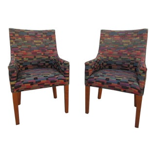 Widdicomb Accent Chairs - a Pair For Sale