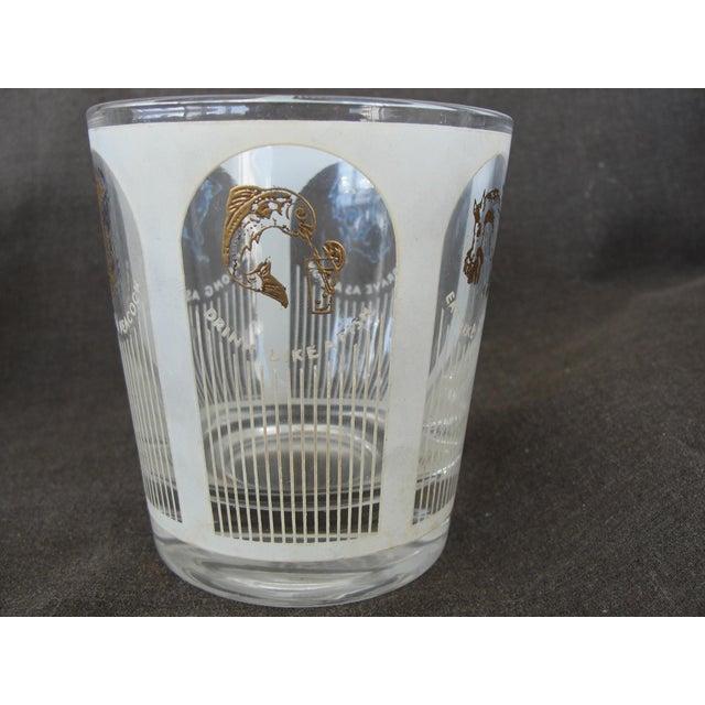 Mid-Century Highball Glasses - Set of 6 - Image 6 of 8
