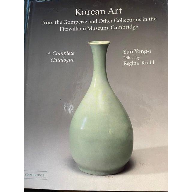 15th Century & Earlier Celadon Ceramic Tea Bowl Korean Goryeo Dynasty For Sale - Image 5 of 13