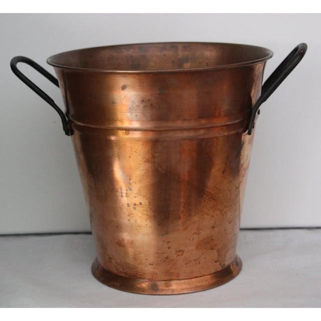 Turkish Copper Bucket - Image 2 of 4