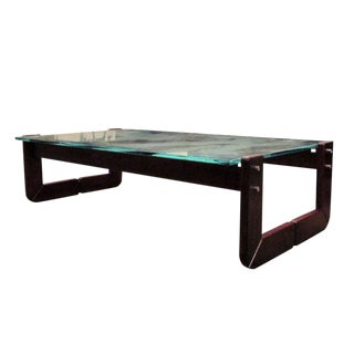 Coffee Table by Percival for Lafer For Sale