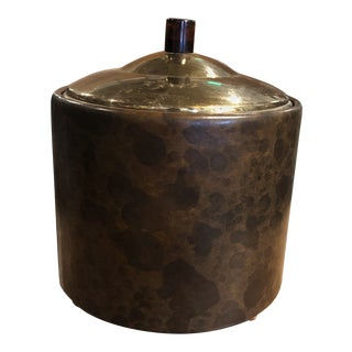 Mid 20th Century Maxwell Phillip Ice Bucket For Sale