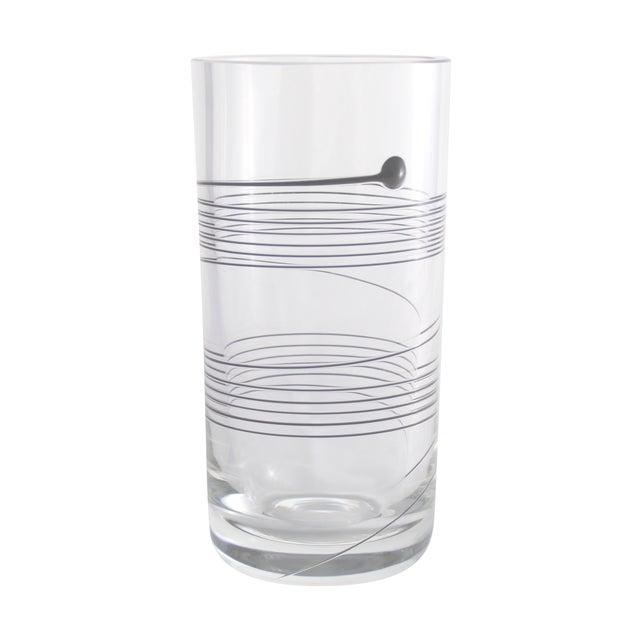 Bertil Vallien for Boda Signed Spin Vase - Image 1 of 7