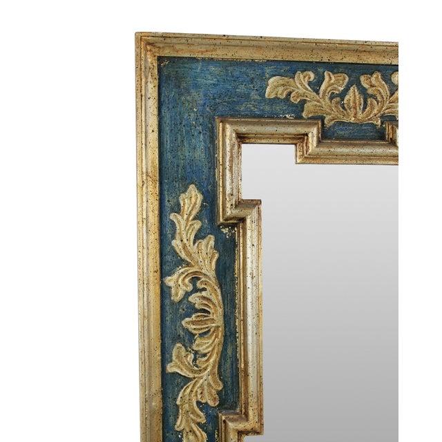 An Mid Century Florentine Mirror