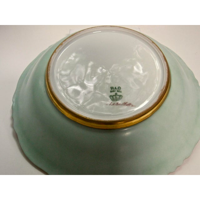 Antique Bavarian Lush Grape Bowl For Sale In Providence - Image 6 of 6