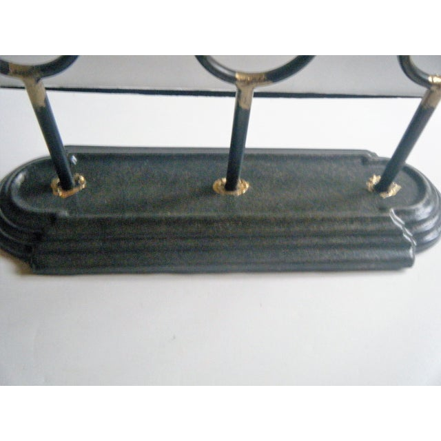 Oversized Paperclip Paper Holder Desk Accessory Holiday Cards - Image 3 of 3