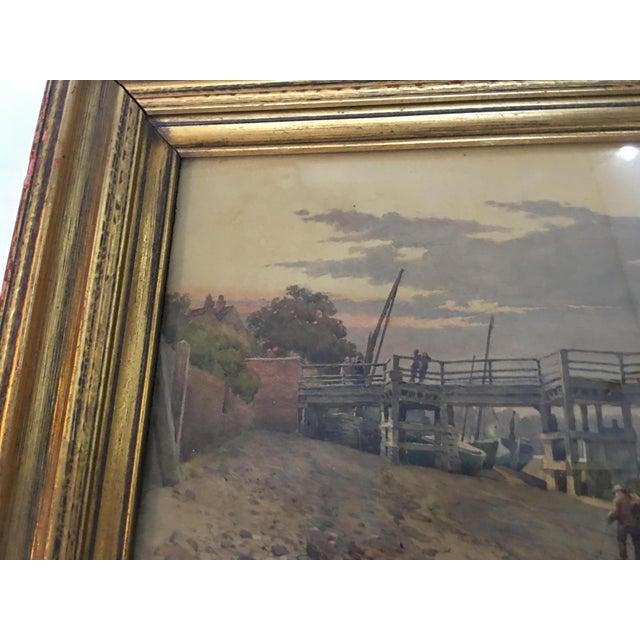 Old Putney Bridge Framed Print - Image 7 of 8