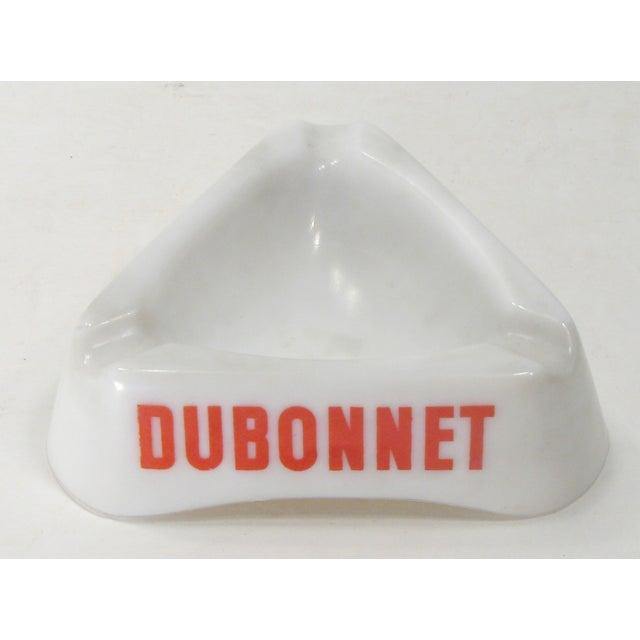Vintage French Dubonnet Ashtray - Image 4 of 6