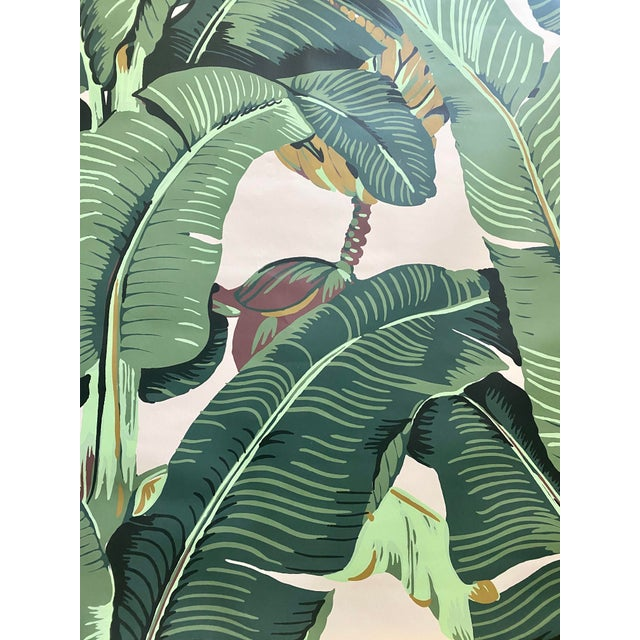 TheMartinique Beverly Hills Palm Wallpaper For Sale - Image 4 of 5