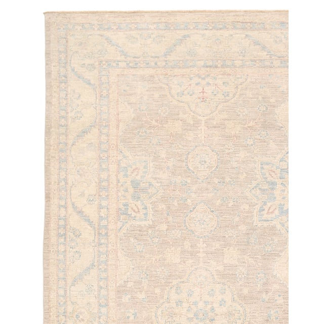 Meet Pasargad's Ferehan Collection. Made with all natural, muted dyes, these soft-colored river-washed rugs are sure to...