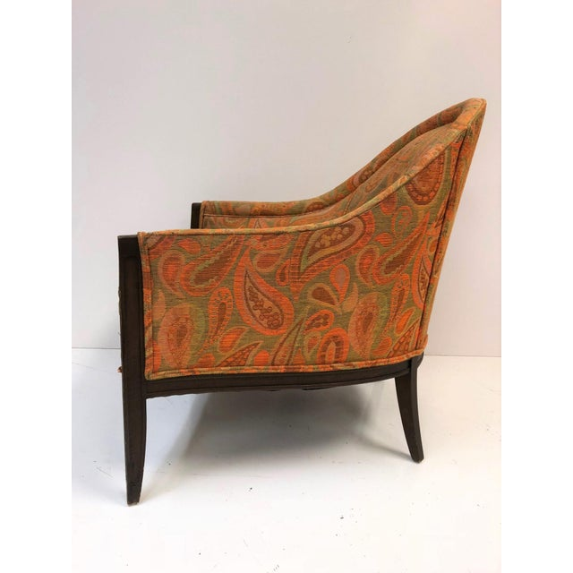 Mid-Century Modern Pair Mid Century Modern Lounge Chairs For Sale - Image 3 of 6