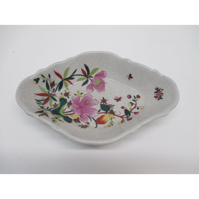 Chinese Export Ceramic Catchall Decorative Dish For Sale In Miami - Image 6 of 6