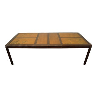 "Universal Furniture Asian Modern 98"" Dining Table For Sale"