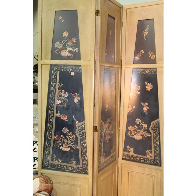Traditional Custom Made Panel Screen For Sale - Image 4 of 6