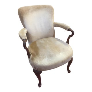 Antique English Arm Chair