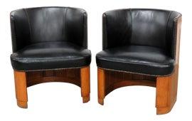 Image of Philadelphia Club Chairs