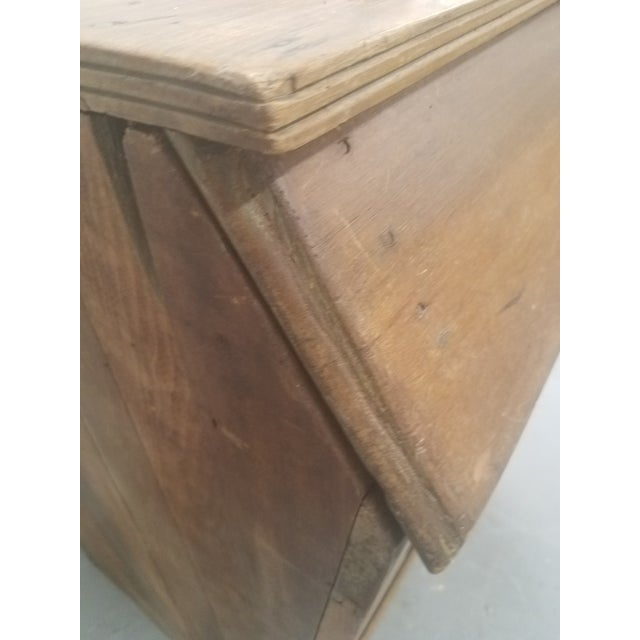 Antique Coffee Bin For Sale - Image 9 of 13