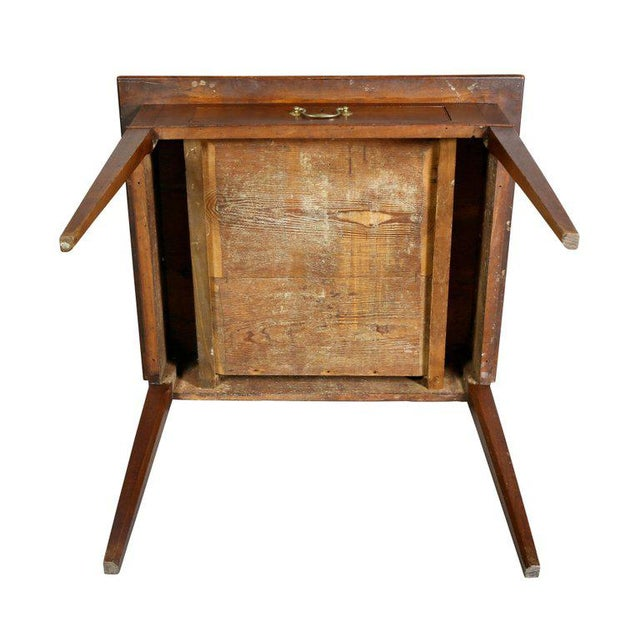 George III Walnut Table For Sale - Image 9 of 10