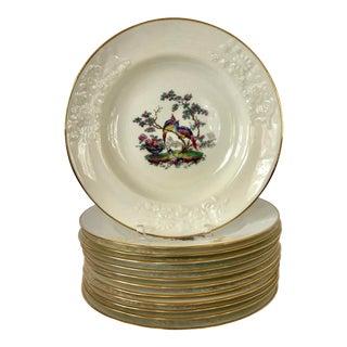 Tiffany & Co. Plates - Set of 12