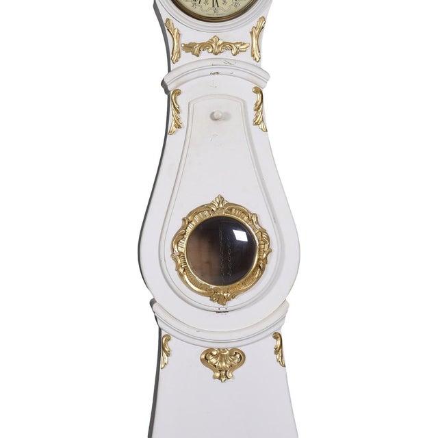 Gustavian (Swedish) Swedish Gustavian Mora Clock For Sale - Image 3 of 5