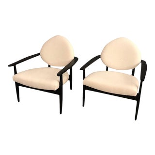 It Century Modern Curated Haywood Wakefield Lounge Chairs For Sale